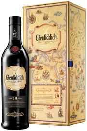 Виски шотландский «Glenfiddich Age of Discovery Madeira Cask 19 years» в подарочной упаковке