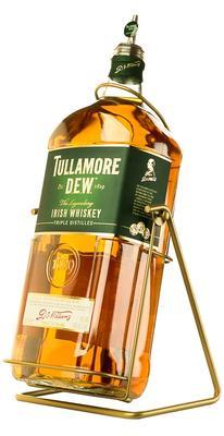 Виски ирландский «Tullamore Dew» на качелях
