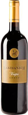 Вино красное полусухое  «Bastianich Vespa Rosso» 2011 г., в подарочной упаковке