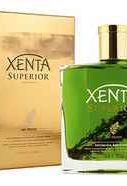 Абсент «Xenta Superior» со стеблем горькой полыни, в подарочной упаковке