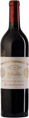 Вино красное сухое «Chateau Cheval Blanc» 2012 г.