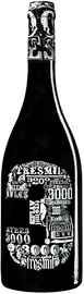 Вино красное сухое «Ayles 3 de Tres Mil» 2014 г.