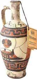 Вино красное полусладкое «Милдиани Киндзмараули» в кувшине Арго