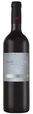 Вино красное сухое  «Conde Otinano Crianza» 2013 г.