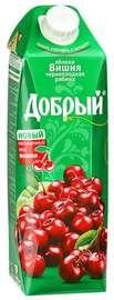 Сок «Добрый Вишня-Черноплодная Рябина»