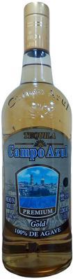 Текила «Campo Azul Premium Gold»