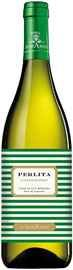 Вино белое сухое «Perlita Chardonnay» 2014 г.