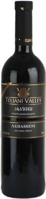 Вино красное полусладкое «Teliani Valley Akhasheni»