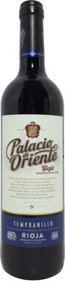 Вино красное сухое «Palacio de Oriente Tempranillo»