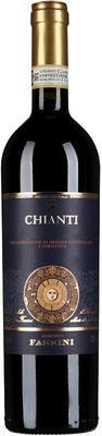 Вино красное сухое  «Fassini Chianti»