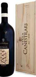 Вино красное полусухое  «Amarone della Valpolicella Riserva 1888» 2004 г., в деревянной подарочной упаковке