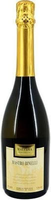 Вино игристое белое полусладкое «Mastro Binelli Malvasia»