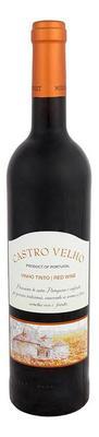 Вино красное полусладкое «Castro Velho, 0.75 л»