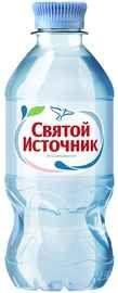 Вода негазированная «Святой Источник» пластик
