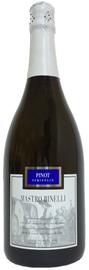 Вино игристое белое полусладкое «Mastro Binelli Pinot»