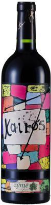 Вино красное сухое «Kairos» 2011 г.