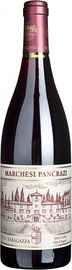 Вино красное сухое «Pinot Nero Vigna Baragazza» 2007 г.