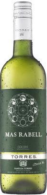 Вино белое сухое «Mas Rabell Catalunya» 2016 г.