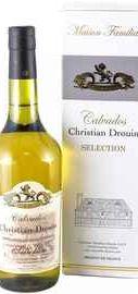 Кальвадос «Coeur de Lion Calvados Selection» в подарочной упаковке
