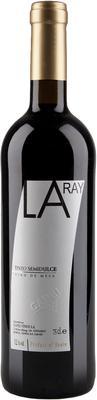 Вино красное полусладкое «Laray»