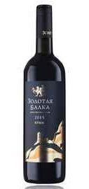 Вино столовое красное сухое «Золотая Балка»