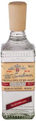 Текила «Tres Sombreros Tequila Blanco»
