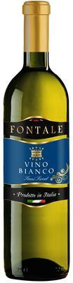 Вино белое полусладкое «Fontale Bianco»