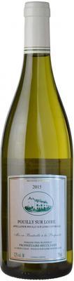 Вино белое сухое «Domaine Tinel-Blondelet Pouilly Sur Loire» 2015 г.