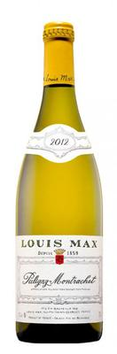 Вино белое сухое «Puligny-Montrachet» 2012 г.