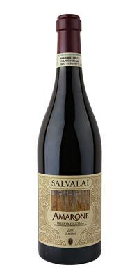 Вино красное сухое «Amarone della Valpolicella Classico Salvalai» 2012 г.