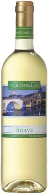 Вино белое сухое «Portobello Soave» 2016 г.