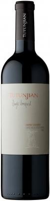 Вино красное сухое «Tutunjian Single Vineyard Cabernet Sauvignon» 2015 г.
