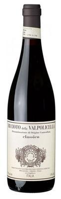 Вино красное сладкое «Recioto della Valpolicella Classico» 2014 г.