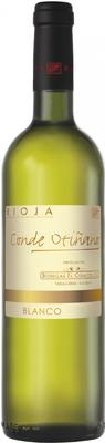 Вино белое сухое «Conde Otinano Blanco» 2016 г.