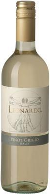 Вино белое сухое «Leonardo Pinot Grigio delle Venezie» 2016 г.