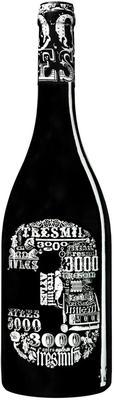 Вино красное сухое «Pago Ayles 3 de Tres Mil» 2012 г.