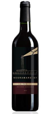 Вино красное полусухое «La Fenice Negroamaro»