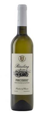 Вино столовое белое сухое «Рислинг Классика»