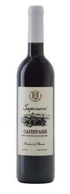 Вино столовое красное сухое «Саперави Классика»