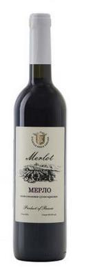 Вино столовое красное сухое «Мерло Классика»