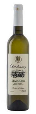 Вино столовое белое полусладкое «Шардоне Классика»