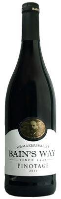 Вино красное сухое «Bains Way Pinotage»
