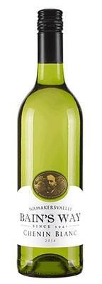 Вино белое сухое «Bains Way Chenin Blanc»