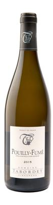 Вино белое сухое «Pouilly-Fume Domaine Tabordet» 2015 г.