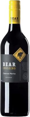 Вино красное сухое «Bear Crossing Cabernet-Merlot» 2015 г.