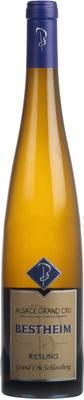 Вино белое сухое «Alsace Grand Cru Bestheim Schlossberg Riesling» 2014 г.