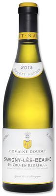 Вино белое сухое «Savigny-Les-Beaunes 1er Cru AOC En Redrescul. Domaine Doudet» 2013 г.