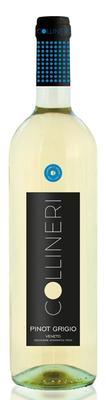 Вино белое сухое «Collineri Pinot Grigio Veneto» 2015 г.