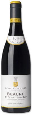 """Вино красное сухое «Beaune 1er Cru AOC """"Clos du Roy"""" Domaine Doudet» 2014 г."""