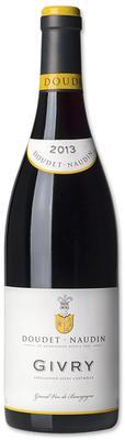 Вино красное сухое «Givry Doudet-Naudin» 2013 г.